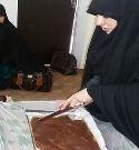کلاس آموزش حلواپزی در شعبه ارومیه