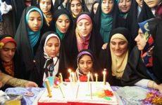 جشن میلاد کریمه اهل بیت و روز دختر در ساری