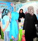 نمایشگاه بر آستان جانان، ویژه لیالی رمضان