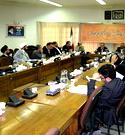 برگزاری جلسه در فرمانداری