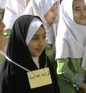 مراسم افتتاح طرح ملی حجاب ریحانه النبی در ارومیه