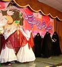 جشن حافظان حجاب طرح ملی ریحانه النبی در شاهین شهر