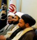 مدیر و معاونین مرکز حجاب ریحانه النبی از شعبه کاشان