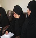 جلسه ماهانه مربیان طرح ملی خوش حجابی و نسیم عفاف