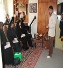 سومین جلسه ماهانه مربیان طرح ملی مدارس