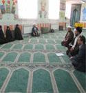 جلسه هماهنگی راهپیمایی حافظان حجاب قم
