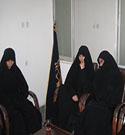 هفتمین جلسه ماهانه مربیان طرح های ملی خوش حجابی و نسیم عفاف