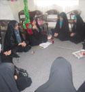 دختران عضو طرح ملی نسیم عفاف