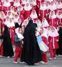 حضور ریحانه النبی در جلسات آموزش و پرورش مازندران پیرامون اجرای طرح های تبلیغی