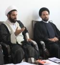 معارفه دبیر جدید مرکز حجاب ریحانه النبی در استان قم