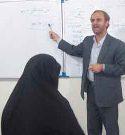 جلسه آموزش مربیان طرح مدارس و خوش حجابی ساری