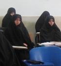 جلسه توجیهی فعالیت های ریحانه النبی در حوزه علمیه الزهرا ساری