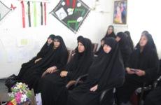 جلسه هماهنگی جشن حجاب ساری