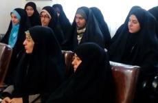 کارگاه آموزش دختران نسیم عفاف ساری