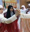 جشن حافظان حجاب در ساری