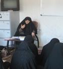 چهارمین جلسه مربیان حجاب ریحانه النبی علیهاالسلام ارومیه