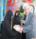 جلسه تقدیر و تشکر از مربیان حجاب
