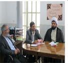 جلسه هماهنگی مدیران مدارس جهت راهپیمائی حافظان حجاب درکاشان
