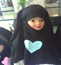 اجرای جذاب ترین مسابقه مرکز حجاب ریحانه النّبیّ علیها سلام