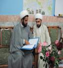 بازدید مدیر مرکز حجاب ریحانه النبی علیها سلام از فعالیتهای شعبه مشهد