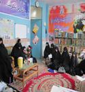 آخرین جلسه مربیان حجاب طرح ملی حجاب مدارس در سال تحصیلی ۹۱ – ۹۰