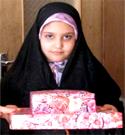 اهداء جوایز خوش حجابی و نسیم عفاف