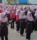 افتتاح طرح حجاب ریحانه النبی در شاهین شهر اصفهان