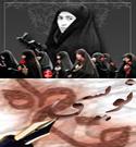 اجرای چهارمین مسابقه طرح های ملی خوش حجابی و نسیم عفاف در کاشان