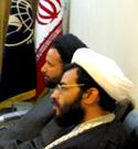 بازدید مسئولین مرکز حجاب ریحانه النبی (س) کشور از شعبه کاشان