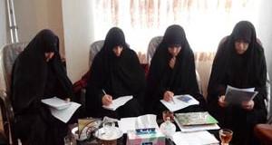 سومین جلسه بررسی تخصصی شبهات حجاب با محوریت تربیت مبلغ حجاب