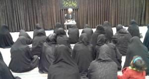 برگزاری مراسم سوگواری شهادت حضرت فاطمه زهرا (س) در ارومیه