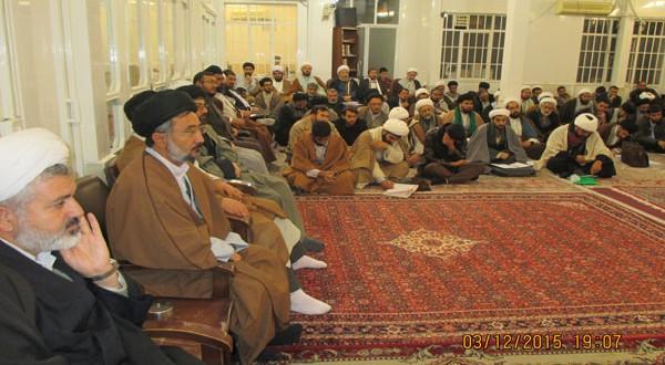 پنجمین جلسه دوره سوم تربیت مبلغ حجاب در قم