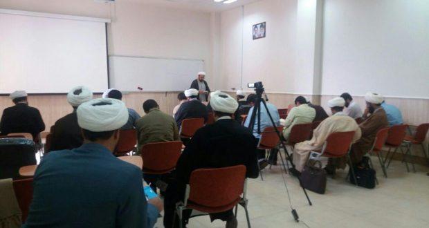 دوره تربیت کارشناس عفاف و حجاب - قم 96
