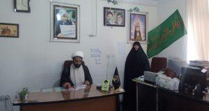نشست هم اندیشی مدیر کل مرکز با مربیان حجاب ساری