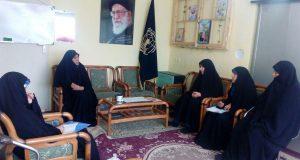 برگزاری جلسه ارزیابی مربیان مشهد