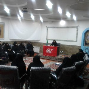 جلسه آموزشی مربیان مشهد