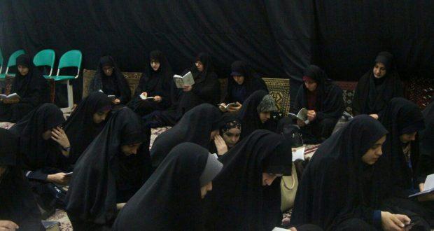 روضه حضرت زهرا ساری